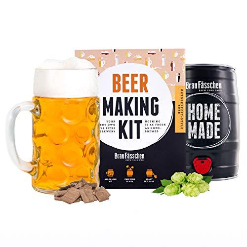 Regalos Originales Kit para elaborar Cerveza Estilo Oktoberf