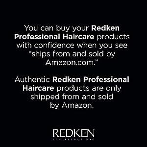 Redken Outshine 01, Anti-Frizz Polishing Milk Styling Hair Styling Serum, 3.4-ounce