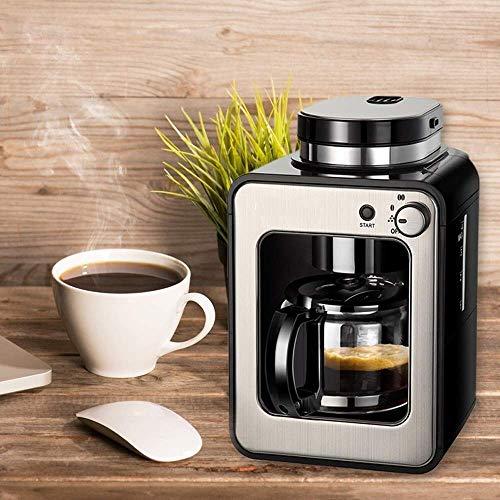 PXX Coffee Makers Coffee Machine Filter Anti-Drip System Espresso Coffee Maker Household Small Automatic Insulation Tea Makers Kitchen Appliances Espresso Machines 2