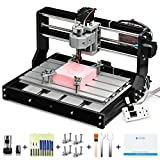Genmitsu CNC 3018-PRO Router Kit GRBL Control 3 Axis Plastic Acrylic...