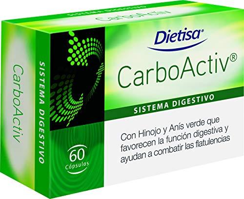 Dielisa - CarboActiv - 60 cápsulas