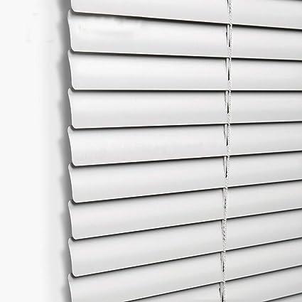 Taiyuhomes Aluminum Venetian Blinds Window Blinds For Kitchen Office Bathroom Bedroom Living Room Grey 50x130 Amazon Co Uk Home Kitchen