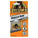 Gorilla 5201204 5201204-12 White Glue, 2 oz, (Pack of 12), 1-Pack