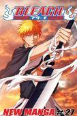 New bleach manga: bleach vol 27 (edición inglesa)