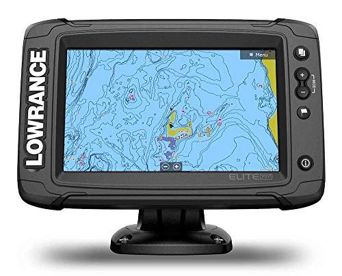 Lowrance Elite 7 Ti2 Row con trasduttore Active Imaging 3in1