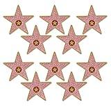 Beistle 58048 Mini'Star' Cutouts, 5', Multicolor