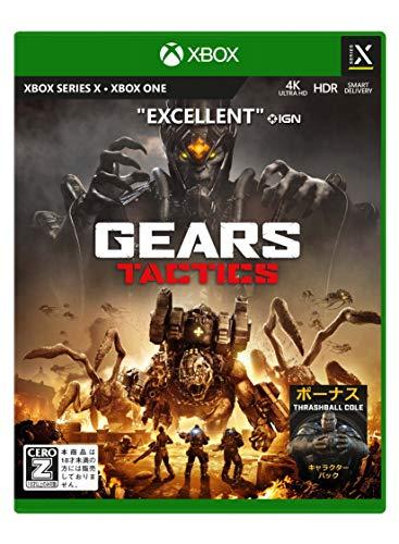 Gears Tactics - Xbox Series X 【CEROレーティング「Z」】