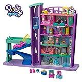 Polly Pocket Centro Comercial de juguete para muñecas (Matteñ GFP89)