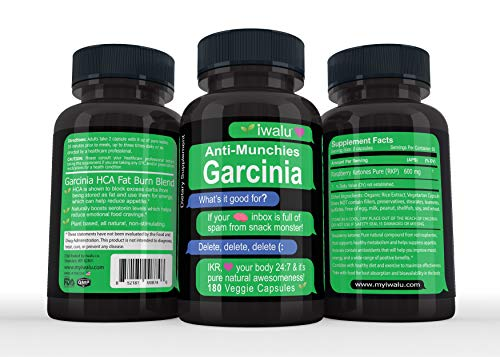 Best Weight Loss Products That Work: Appetite Suppressant for Women, Garcinia Cambogia Extract Bloating Relief and Weight Loss, Best Fat Burner for Women Weight Loss to Lose Belly Fat Fast Women 3 PK 4