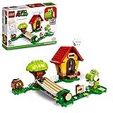 LEGO- Super Mario Casa e Yoshi-Pack di Espansione, Giocattolo, Set di Costruzioni, 71367