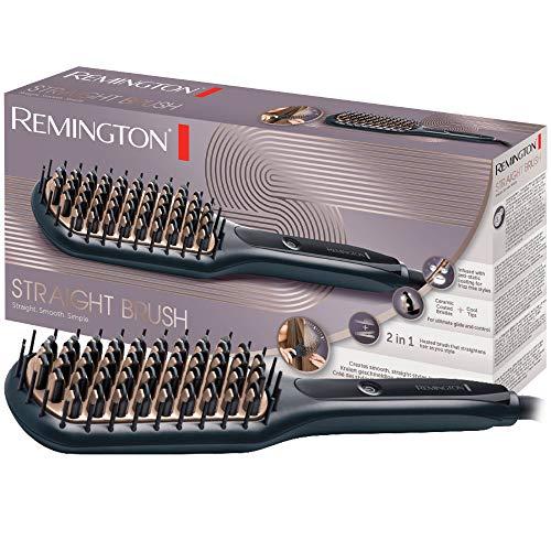 Remington CB7400 Spazzola Lisciante, Rivestimento Antistatico, Spegnimento automatico di sicurezza,...