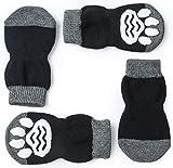 Pet Heroic Chaussettes Antidérapantes 8 Tailles pour Chien et...
