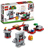 LEGO- Super Mario Guai con la Lava di Womp-Pack di Espansione, Giocattolo, Set di Costruzioni, 71364