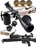 Led sniper® riflescope 6-24×50
