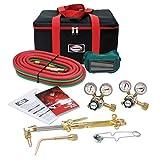 Harris Ironworker CGA 300 DLX Oxygen Acetylene Torch Kit 4400369