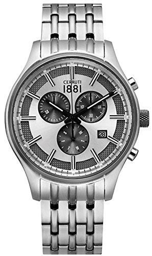 Cerruti - Herren -Armbanduhr- CRA115STU04MUT