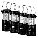Lighting EVER Le Lampe de Camping LED Portable, Lot de...