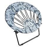 Impact Canopy 460020016-VC Web Folding Bungee Chair, Blue Camo