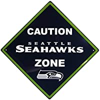 """Officially licensed product licensee: Siskiyou buckle 14"""" wall sign perfect home decor for your game room or office Light-weight, stamped aluminum mounts easily to any wall Transform any space into an instant fan cave with this stylish team sign Brig..."""