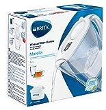BRITA, Carafe Filtrante, Marella, 2.4L, 1 Cartouche Filtrante MAXTRA+ incluse -...