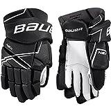 Bauer NSX Hockey Gloves (14 Inch - Black)