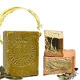 E4U Original Aleppo Jabón clásico 60% aceite de oliva, 40%...