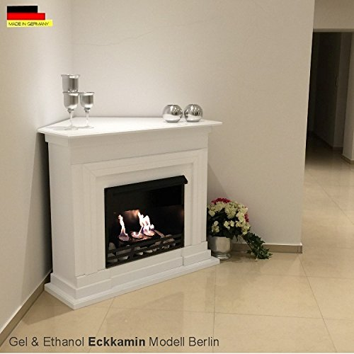 Gel Fireplace Ethanol Fireplace Corner Olymp with 27 Piece Set Ethanol and Gel Fireplaces