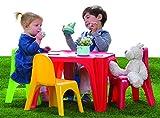 Ensemble table + 4 chaises pour enfants