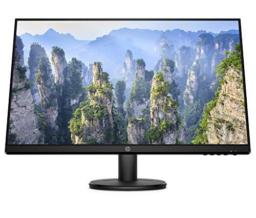 HP V27e - Monitor 27' FHD (1920 x 1080, 60 Hz, HDMI, VGA) negro