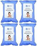 Retinol and Collagen Anti-aging Makeup Cleansing Wipes, 4-pk (120 Wipes) (Regular)