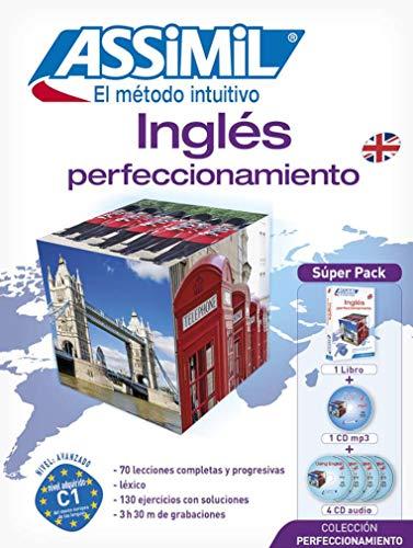 Ingles Perfeccionamiento Alumno (CD4+MP3) (Perfezionamenti)