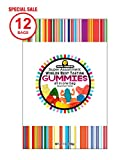 Happy Yummies Worlds Best Tasting Gourmet Gummies All in One Assortment 7oz (12 Pack)