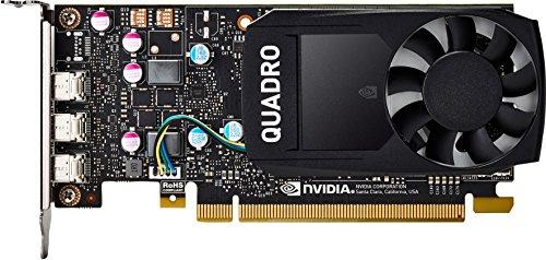 HP Scheda grafica NVIDIA Quadro P400 da 2 GB