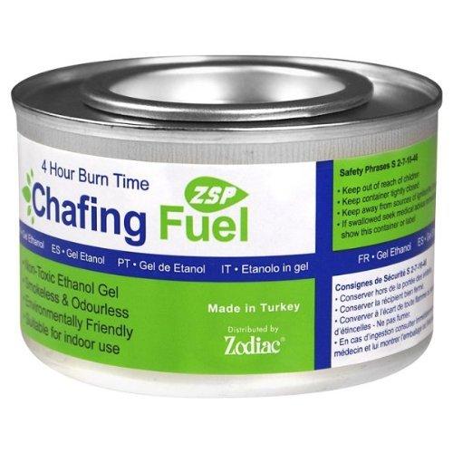 Zodiac Chafing Fuel / Gel (4 hour burn time)