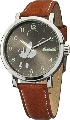 Ingersoll Disney Damen-Armbanduhr Analog Quarz DIN007SLTN