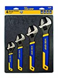IRWIN VISE-GRIP Adjustable Wrench...