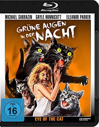 Grüne Augen in der Nacht - Eye of the Cat [Blu-ray]