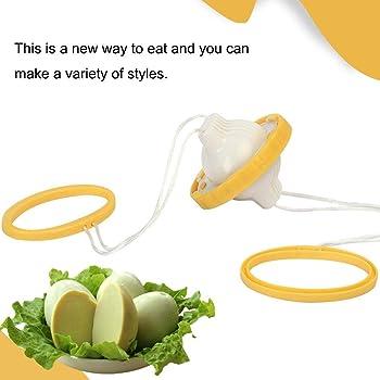 The Golden Goose Scrambled Egg Maker