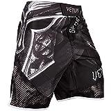 VENUM Gladiator 3.0 Pantalones Cortos de Entrenamiento, Hombre, Negro, L