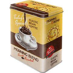 Nostalgic-Art 30130 Coffee & Chocolate - Cacao de la Martinique, Vorratsdose L