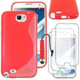 ebestStar - Coque Compatible avec Samsung Galaxy Note 2 N7100 Etui Housse...