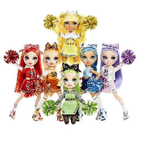 Image 4 - Rainbow High Poupée Mannequin Majorette. Vêtements élégants et pompons. Skylar Bradshaw, Poupée Thème Bleu. Rainbow High Serie, cadeau parfait pour les filles 6 ans et plus