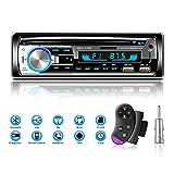 Lifelf Autoradios Bluetooth Mains Libres, Stéréo Radio 4 x 65W 1 DIN...