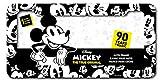 CHROMA 42563 Disney Black and White Mickey Mouse Emoji Heads Plastic Frame