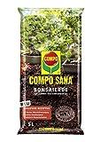 Compo Sana Bonsai Tierra, Tierra Especial para Todas Las Habitaciones Jardines. Bonsai, 5L