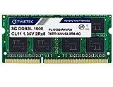 Timetec Hynix IC 8GB DDR3L 1600MHz PC3-12800 Unbuffered Non-ECC 1.35V...