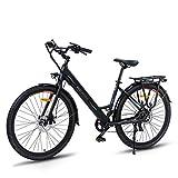 Macwheel Ranger-500 28' Bicicleta Eléctrica, Bici de Ciudad/Excursión, Batería de Iones de Litio...