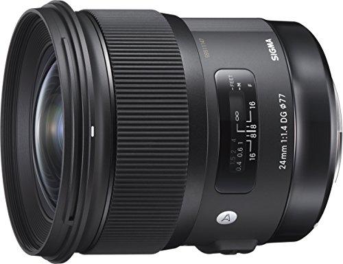 SIGMA 広角レンズ Art 24mm F1.4 DG HSM ニコン用 401559