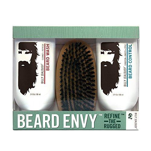 Billy Jealousy, Kit per la cura della barba