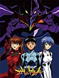 Neon Genesis Evangelion Throw Blanket - Rei Ayanami, Asuka and Ikari Shinji